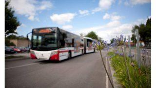 Autobus de EMTUSA