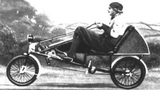 Foto de Bicicleta reclinada 1830