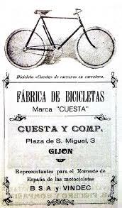 fabrica de bicicletas de gijon
