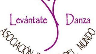 Logo Asociación Levántate y Danza, Danzas del Mundo