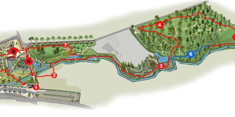 Bicitours guiados al Jardín Botánico Atlántico - 30 Días en Bici Gijón