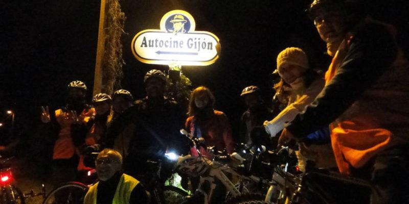 autocine2015 - 30 dias en bici Gijón