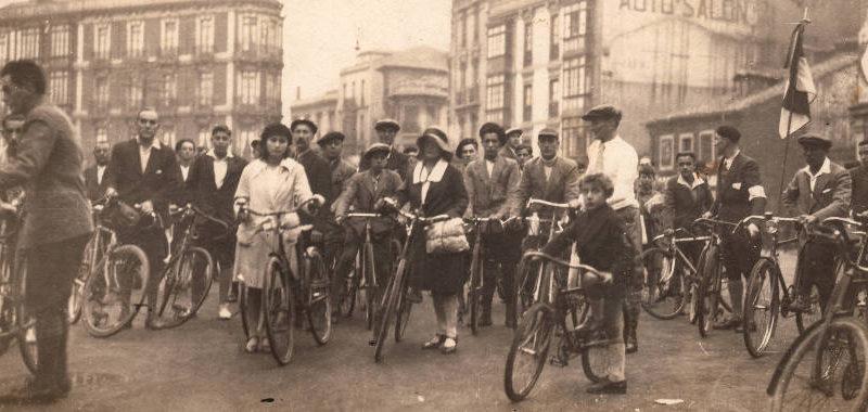 Club Ciclista Gijonés, Día del Pedal, 1933 - 30 Días en Bici Gijón