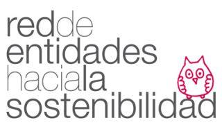 Logo Red de Entidades hacia la Sostenibilidad - 30 Días en Bici