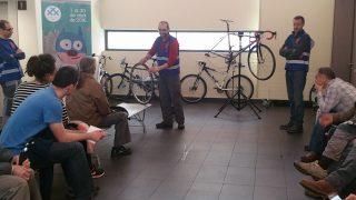 Foto del Curso reparación de bicicletas - 30 Días en Bici Gijón