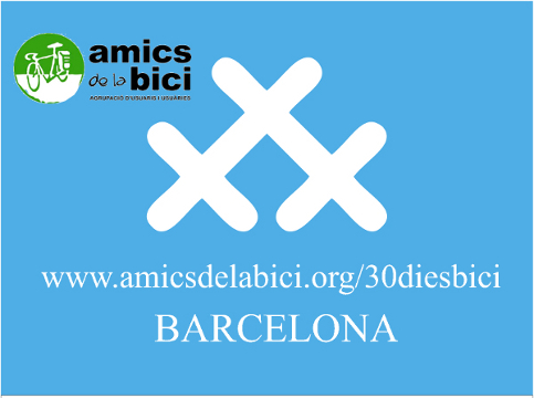 30 dies amb bici Barcelona