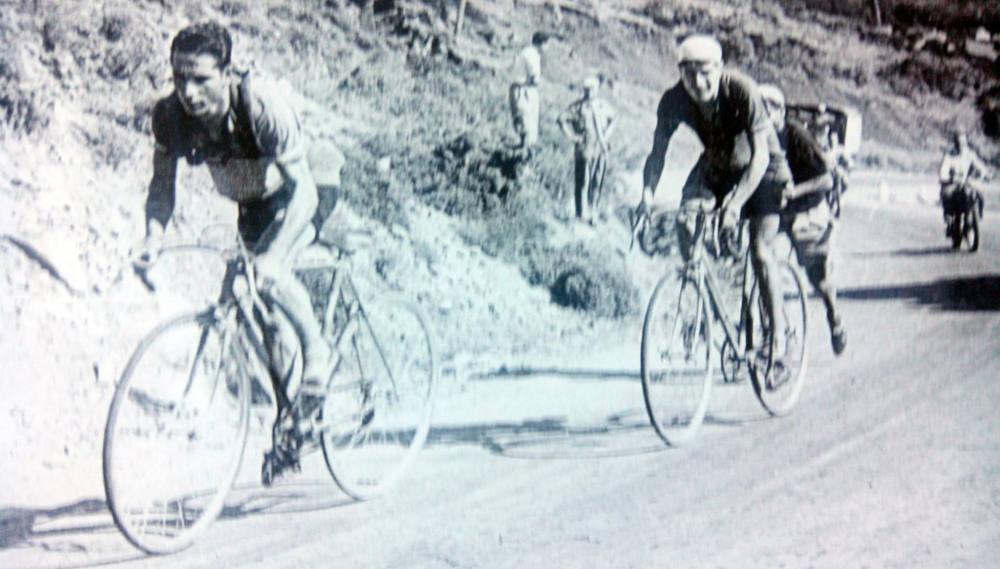 Foto de Luis Sánchez Huergo - REcuperación de la Memoria del Ciclismo Gijonés - Peña Sánchez Huergo  - 30 días en bici Gijón