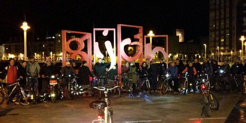 Foto de Kick off party and ride en Gijón 2016 - 30 Días en Bici