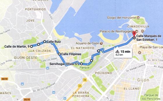 Vuelta Oikia 30DEB 30 Días en Bici
