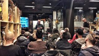 Carlos R. en Koos by Bike Tech - 30 días en bici