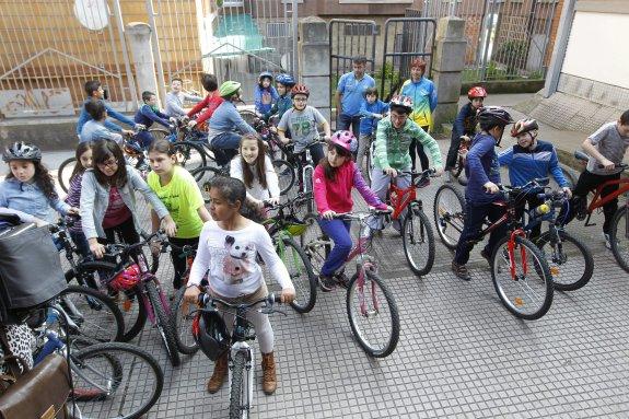 C P Cervantes 30DEB 30 Días en Bici