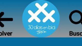 App 30 días en bici Gijón