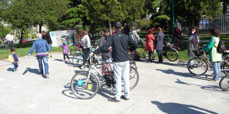 Poligono 30DEB 3o Días en Bici