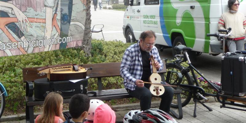 Dani de la Cuesta 30DEB 30 Días en Bici