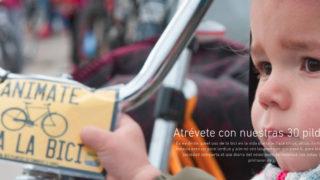 Alviento, cultura ciclista escolar - 30 días en bici