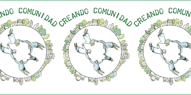 logo Creando Comunidad con 30 Días en Bici Gijón