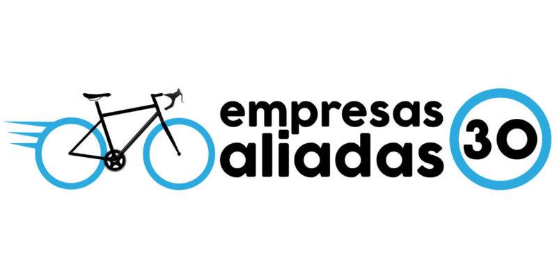 Empresas Aliadas 30 - 30 días en bici