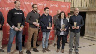 Galardonados por el PDM de Gijón - 30 Días en Bici