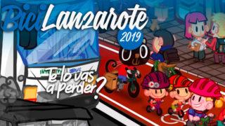 Presentación BiciLanzarote 2019 - 30 Días en Bici Lanzarote