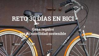 Gana premios por tus pedaladas en 30 Días en Bici