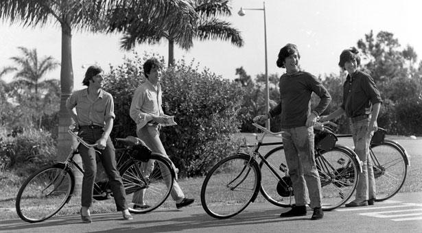 Vamos a pedalear con The Beatles - 30 Días en Bici