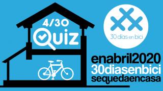 Banner de Trivial del deporte gijonés - 30 días en bici