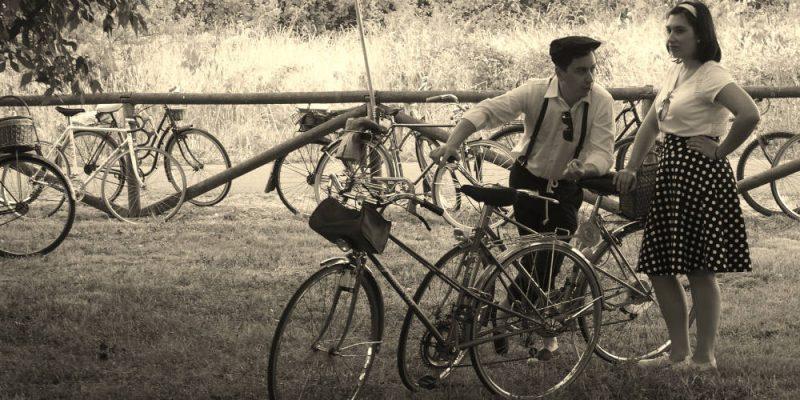 """Foto de José Pérez Blanco """"Excursión del domingo"""" -Rodando por la historia ciclista de Gijón - 30 Días en Bici Gijón"""