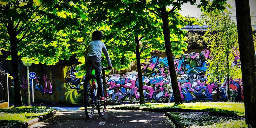 Foto de Juan Carlos Hernandez - Sigueme al Paraiso - Unraveling the Cycling City - 30 días en bici