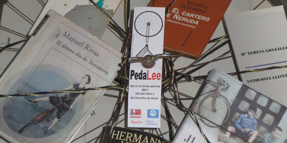 """Foto """"PedaLee"""" de Pilar Hevia -Este abril 30DEB se queda en casa con imaginación - 30 días en bici"""