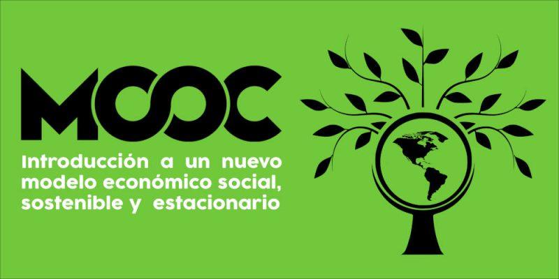 Banner del MOOC Introducción a un nuevo modelo económico social, sostenible y estacionario - 30 días en bici