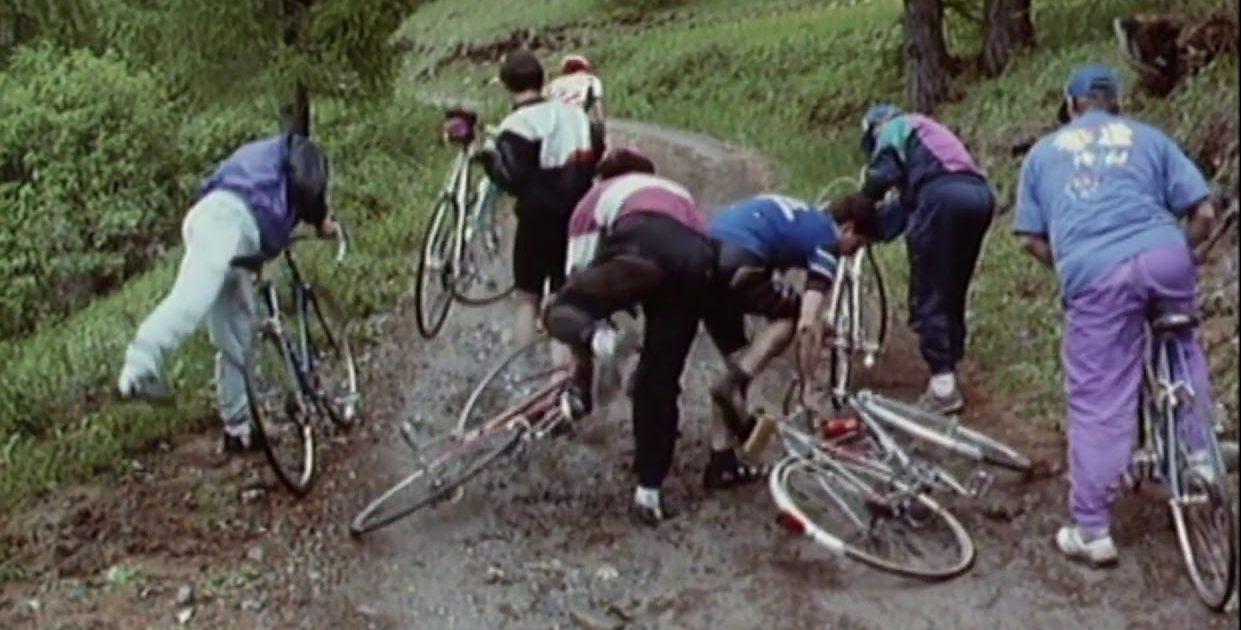 Fotograma de Parpaillon, cine para quedateencasa - 30 días en bici