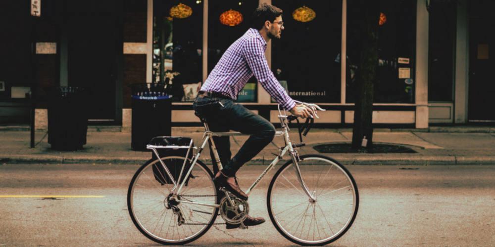 Foto de Commuter #enbicialtrabajo - uso de la bicicleta durante el estado de alarma 2020 - 30 Días en Bici