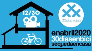 Banner de Día 12 de #30díasenbici. Más cine: Allez, Eddy! - 30 días en bici