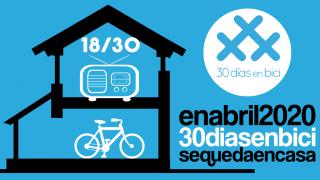 Banner de Día 18 de #30diasenbici. Pata de Cabra Radio - 30 Días en Bici
