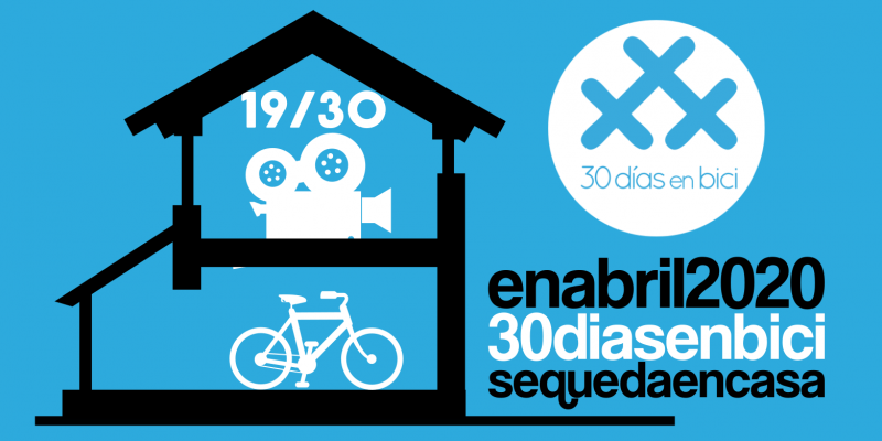 Banner de Día 19 de #30diasenbici. El camino de las nubes - 30 Días en Bici