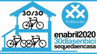 Banner de Día 30 de #30diasenbici. ¡Misión cumplida! - 30 Días en Bici