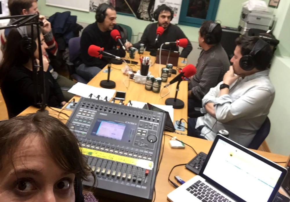 Foto del equipo de Pata de Cabra Radio - 30 Días en Bici