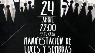 Detalle cartel Acción Global Por El Clima 24A en Gijón - 30 Días en Bici Gijón