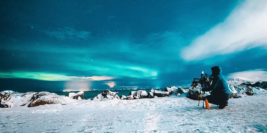 Foto de Islandia - Día 13 de #30díasenbici. Viendo el horizonte norte - 30 días en bici