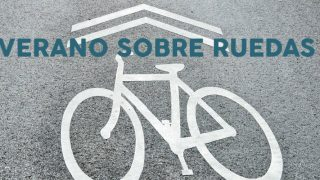 Detalle Mapa ciclista de Gijón - Verano sobre Ruedas - Biciescuelas - 30 Días en Bici Gijón