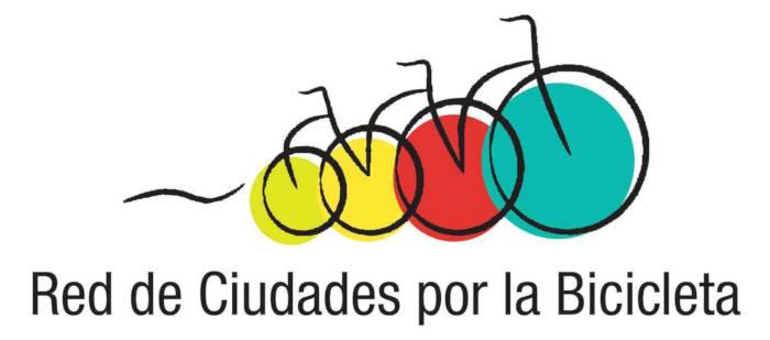 Logo de Red de Ciudades por la Bicicleta