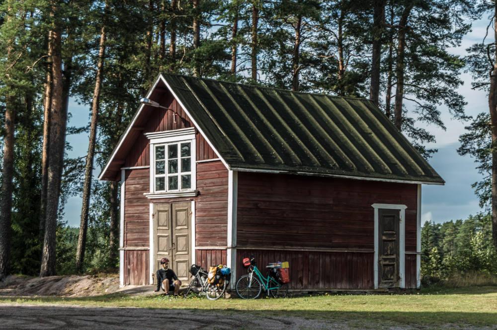 El granero del descanso - Jose Luis Jiménez Sánchez - Fotos Premiadas en el Concurso de Fotografía 30 Días en Bici con Ciclosfera 2020