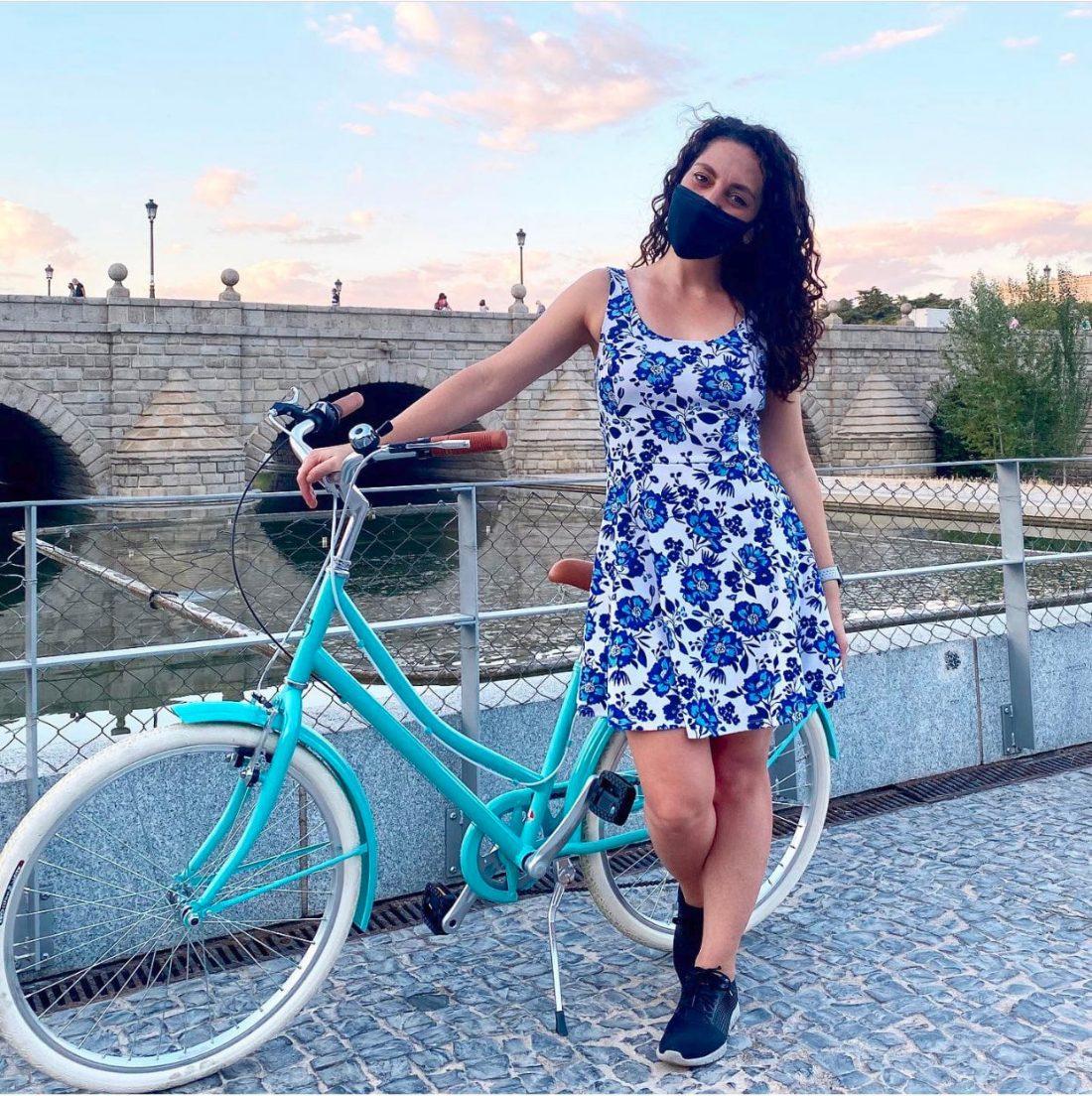 30 días en bici,,concurso Instagram