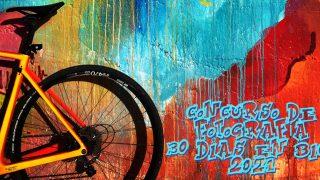 Banner Concurso de Fotografía 30 Días en Bici con Ciclosfera 2021