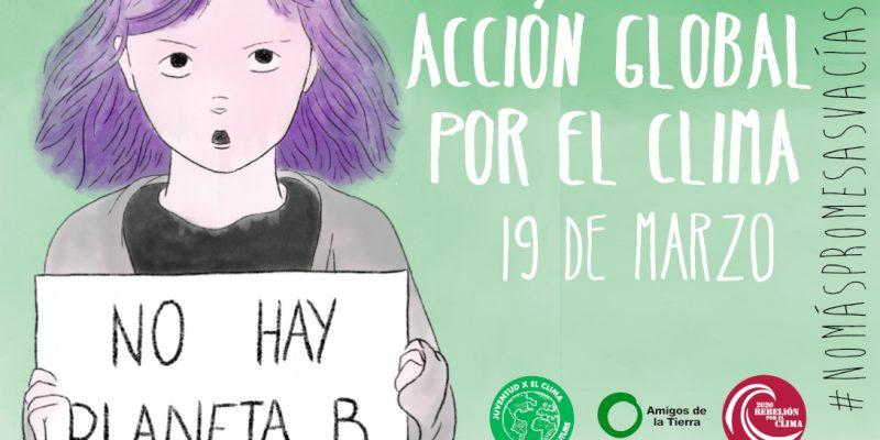 Cartel acción 19M - Bicifestaciones 19M