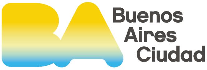 Logo de CABA - la campaña 30 Días en Bici recibió la Declaración de Interés Social en la Ciudad Autónoma de Buenos Aires