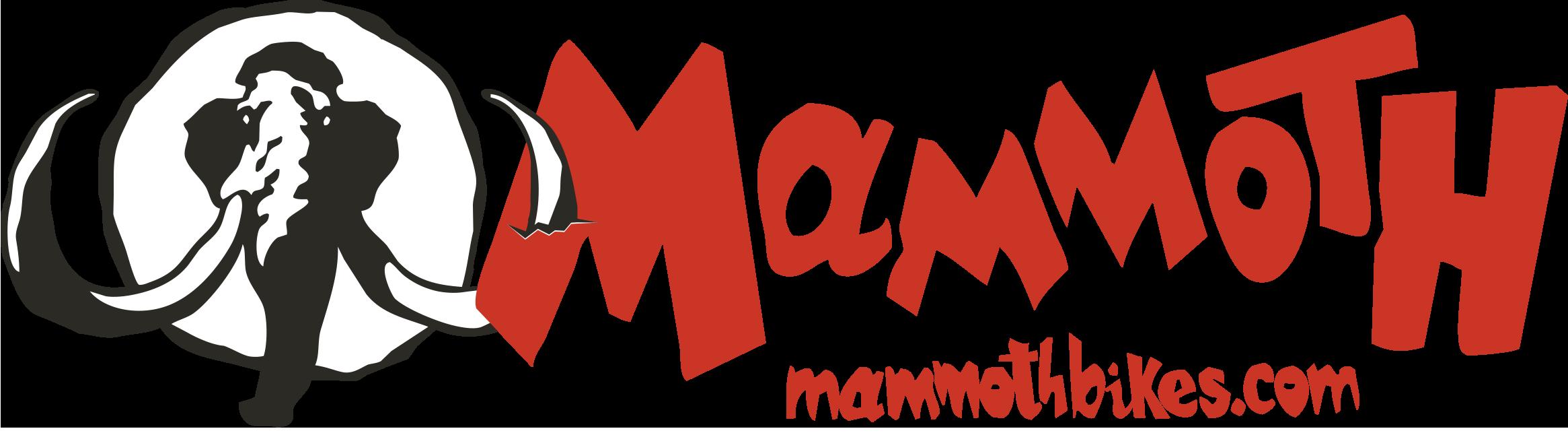 LOGO Mammoth Bikes, colaboradora de 30 Días en Bici en 2021