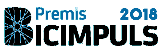 Logo de los Premio Bicimpuls 2018 por 30 Dies amb Bici - 30 dias en bici bcn