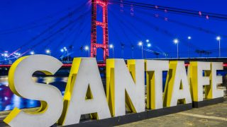Letronas de Santa fe - Declaracion interes social Santa Fe para 30 Días en Bici