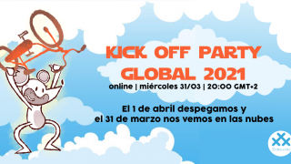 Banner Kick off Party Global 2021 - 30 Días en bici